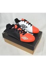 Umbro Umbro Spire HG Junior Cleats (Black/White/Orange)