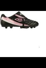 Umbro Umbro Porto MSR Women's Cleats (Black/White/Pink)
