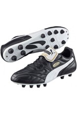Puma Puma King Top di FG Cleats (Black/White/Team Gold)