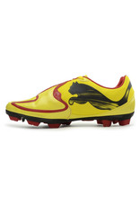 Puma Puma V5. 10 i FG Cleats (Blazing Yellow/Black/Chili Pepper)