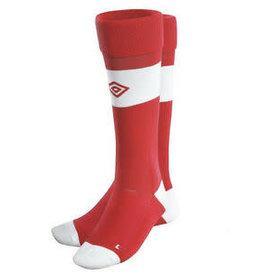 Umbro Umbro Best Socks (Red/White)