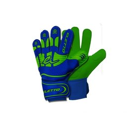 Eletto Eletto Goalkeeper Gloves Flip IV Flat (Blue/Neon Green)