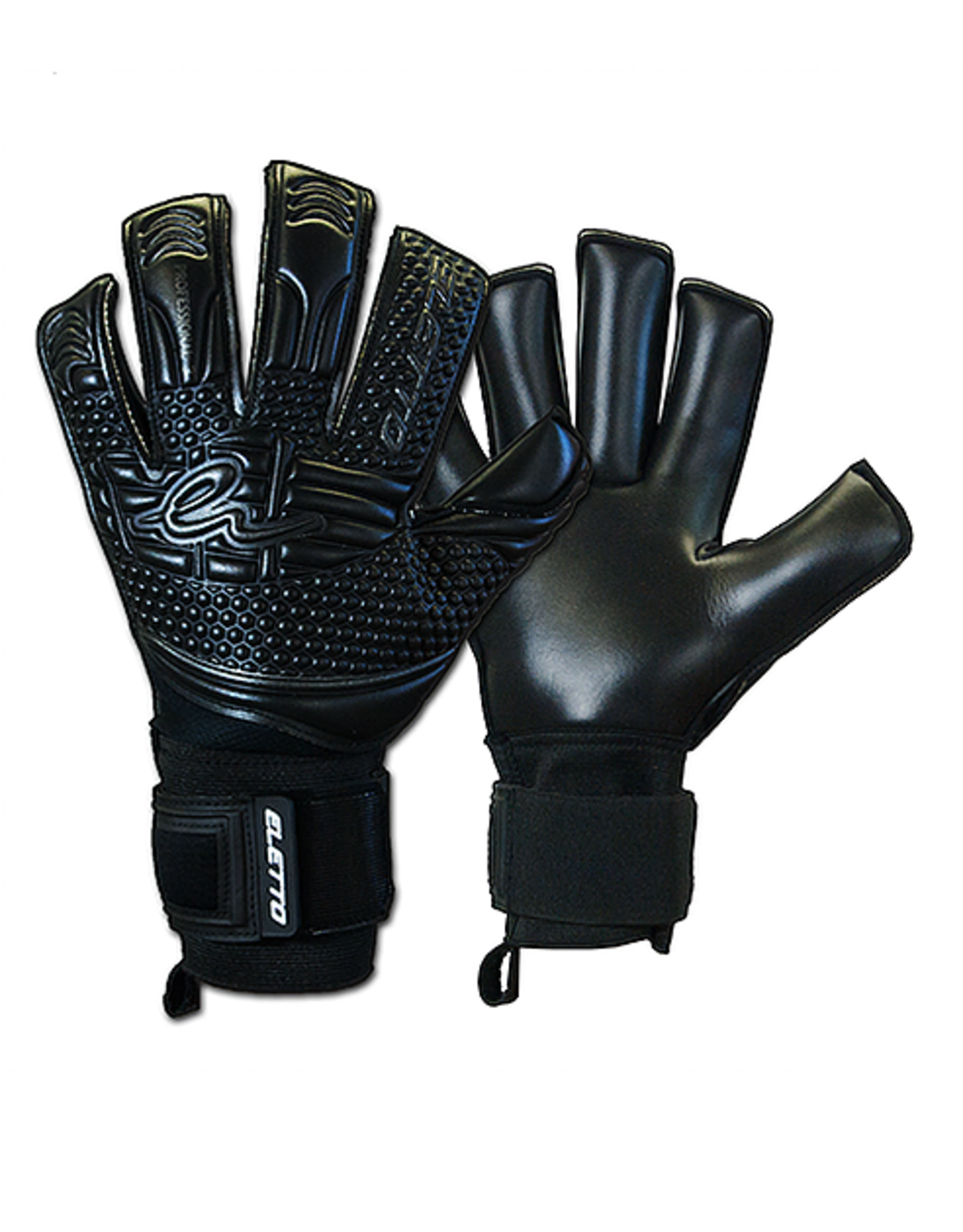 Eletto Eletto Goalkeeper Gloves Professional III Roll (Black)