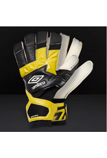 Umbro Umbro Neo Valor Glove Rollfinger (Black/White/Golden Kiwi)