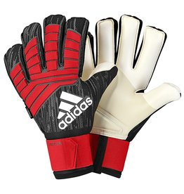 Adidas Adidas Predator Fingersave Replique Gloves (Black/Red/White)