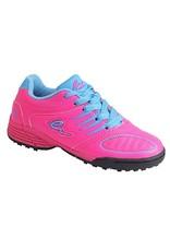 Eletto Eletto Mondo Junior Turf Shoes (Neon Pink/Neon Blue)
