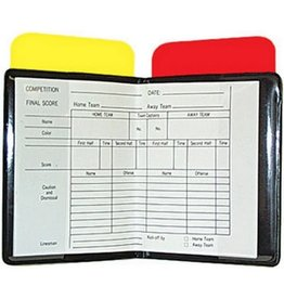 Avanti Avanti Referee Wallet (Warning Cards/Game Sheets)