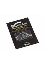 Kooga KooGa Replacement Stud Blank Offs (8 Pack)