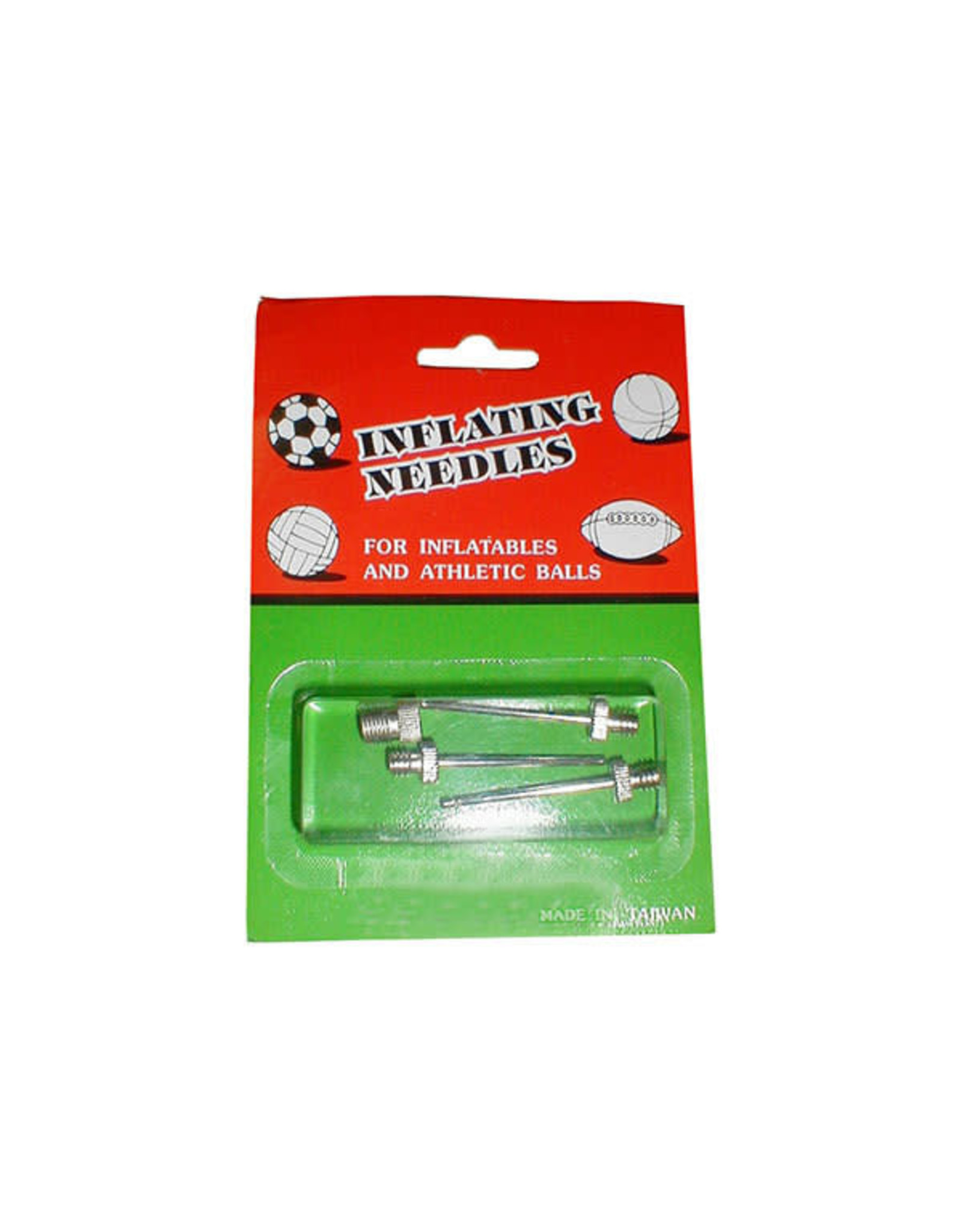 Inflating Needles (3 Pieces)