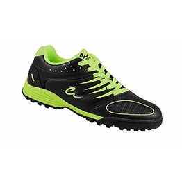 Eletto Eletto Mondo Junior Turf Shoes (Black/Fluo Yellow)