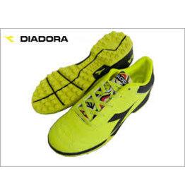 Diadora Diadora ITA3 TF Junior Shoes (Fl Yellow/Black)