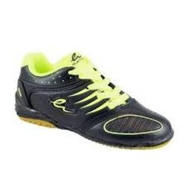 Eletto Eletto Mondo Indoor Junior Shoes (Black/Fluo Yellow)