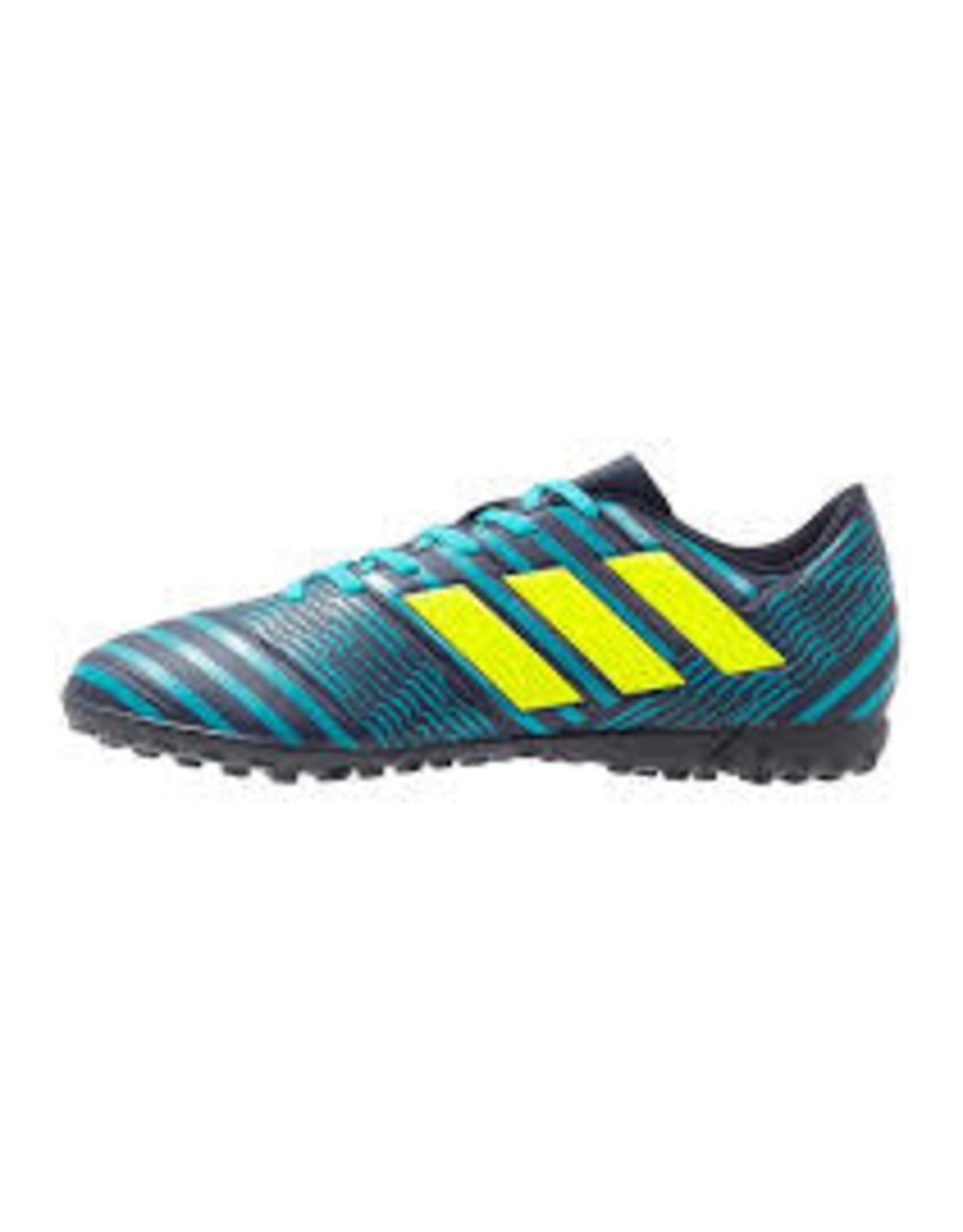Adidas Adidas NEMEZIZ 17.4 TF Shoes (Legend Ink/Solar Yellow/Energy Blue)