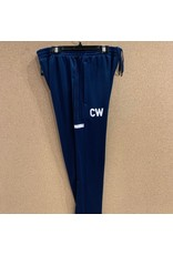 Umbro Umbro Junior Taped Knit Track Pant (TW Navy/White)
