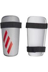 Adidas Adidas X LITE Shin Guard (SILVMT/HIRERE/WHITE)