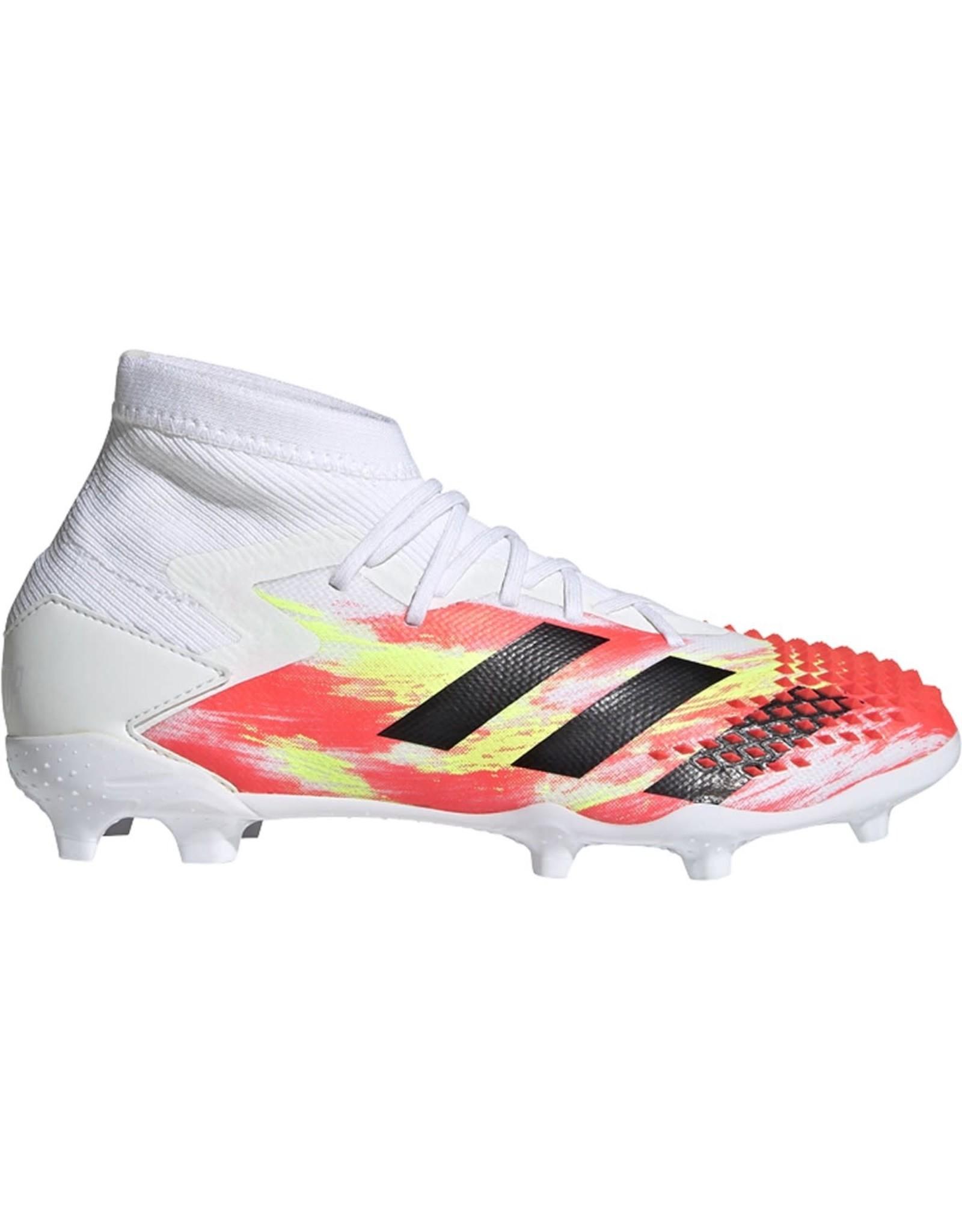 Adidas PREDATOR MUTATOR 20.1 FG J (FTWWHT/CBLACK/POP) 5.5