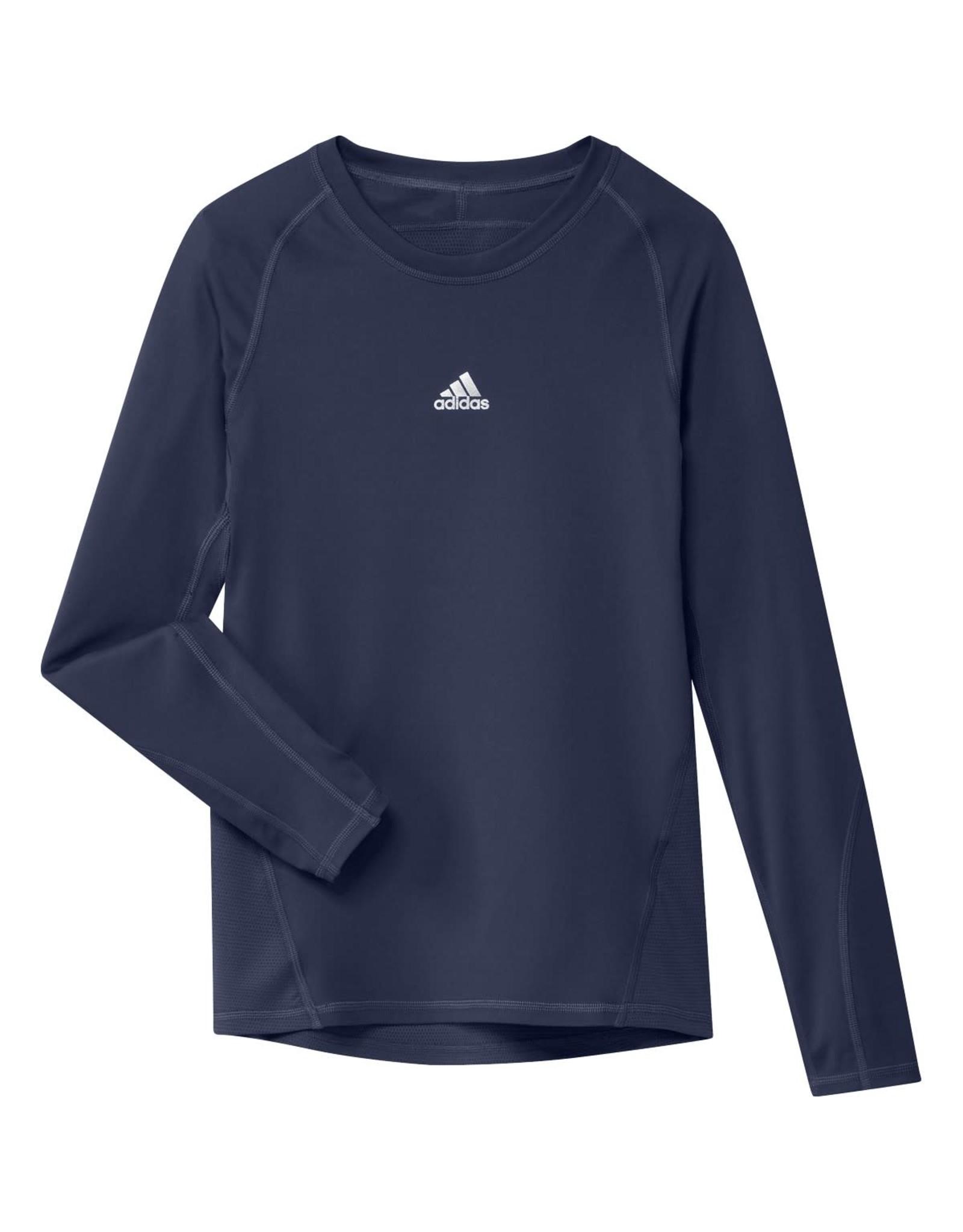 Adidas ADI ALPHA SKIN BASE LAYER YTH T