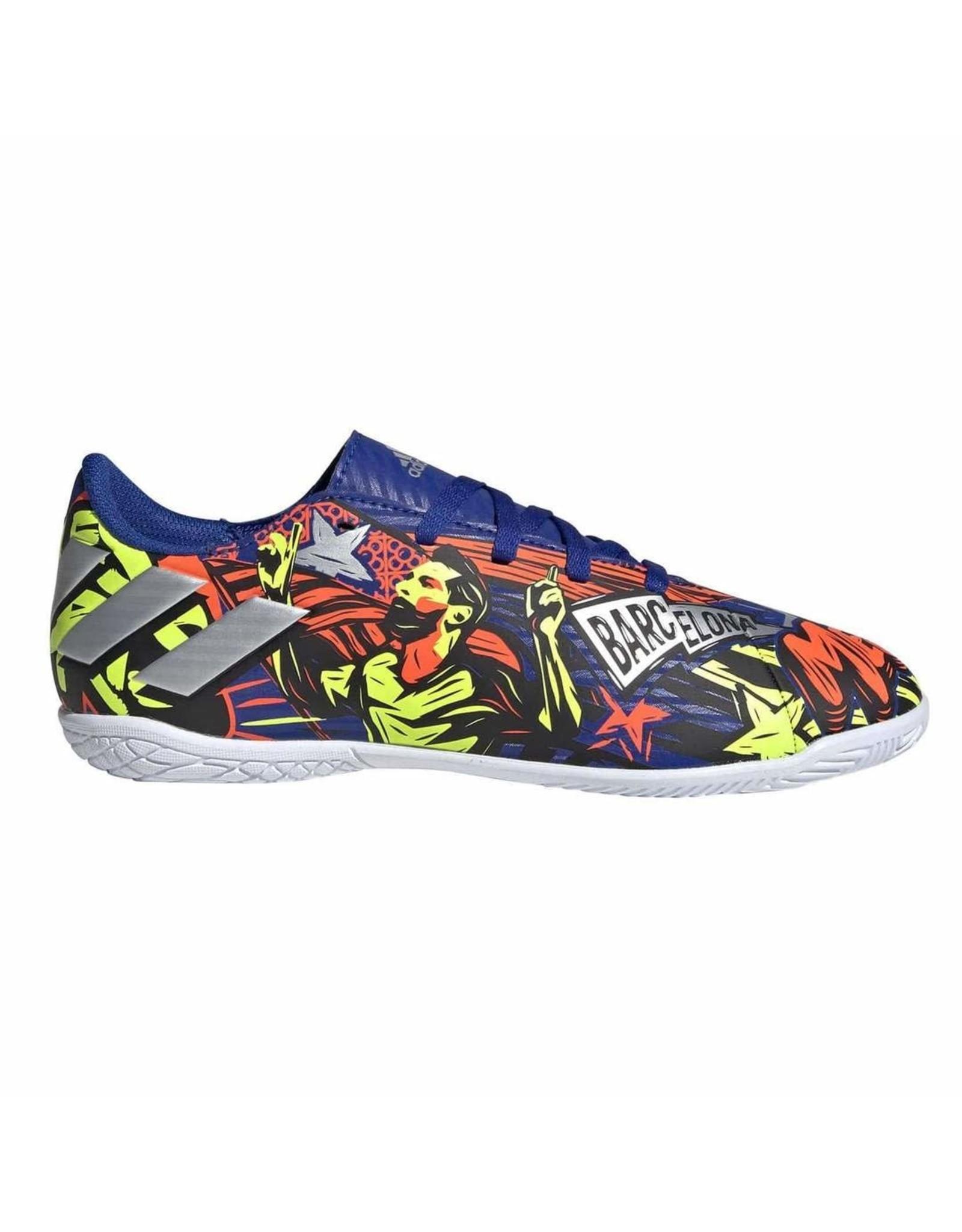 Adidas ADIDAS NEMEZIZ MESSI 19.4 IN J (ROYBLU/SILVMT/SYELLO)