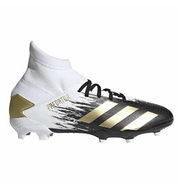 Adidas ADIDAS PREDATOR 20.3 FG J (FTWWHT/GOLDMT/CBLACK)
