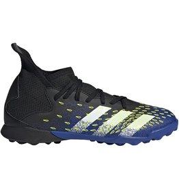 Adidas ADIDAS PREDATOR FREAK .3 TF J (CBLACK/FTWWHT/SYELLO)