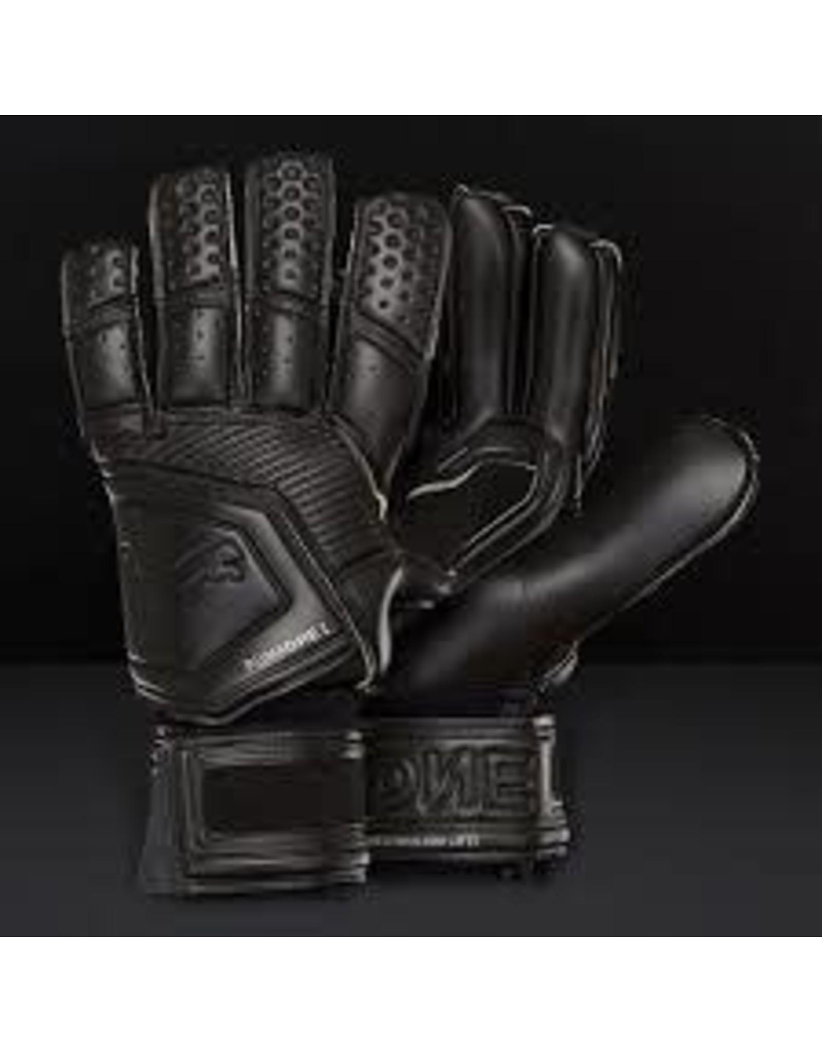Puma Puma One Grip 1 IC Goalkeeper Gloves (Black)