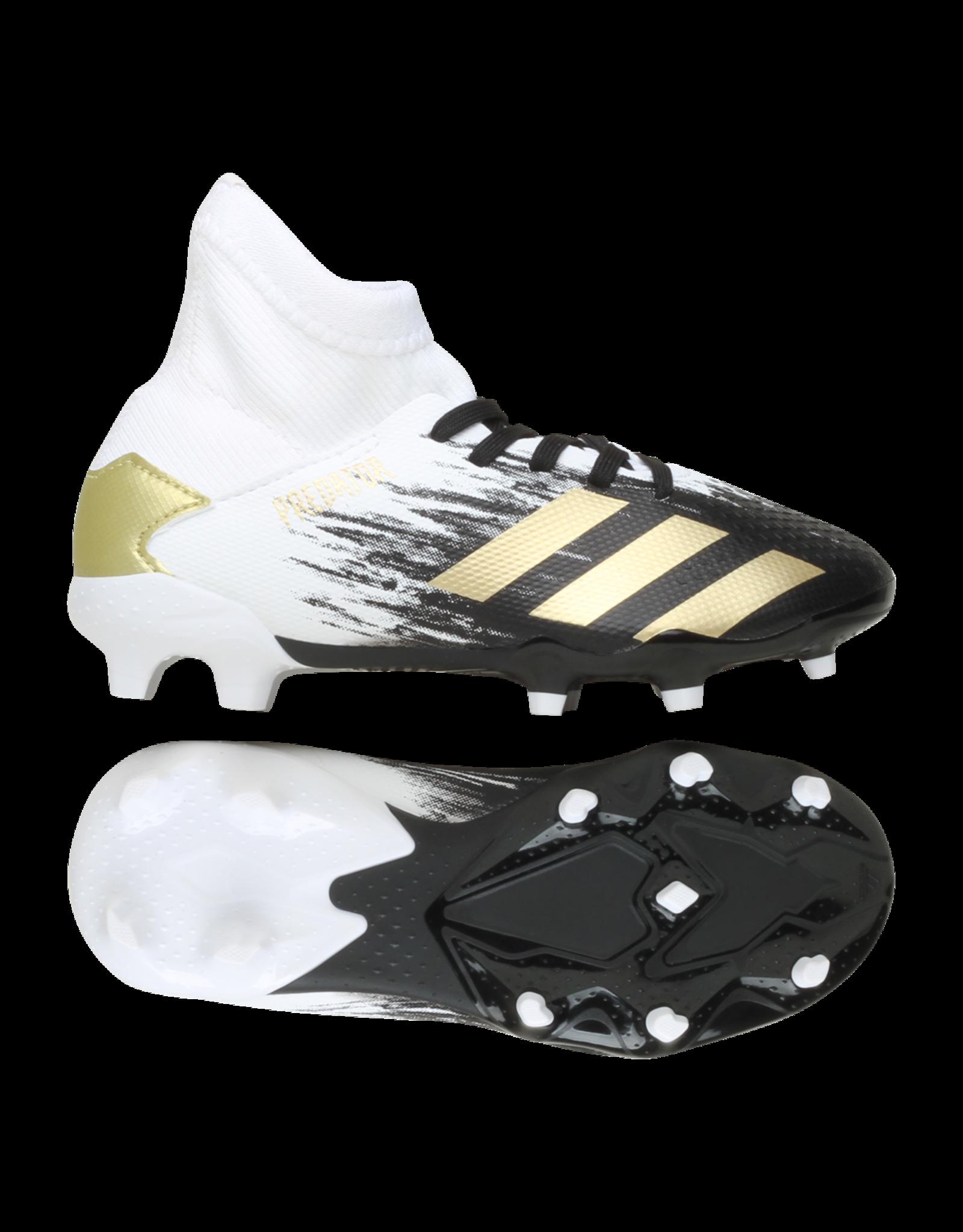 Adidas ADI PRED 20.3 FG (FTWWHT/GOLDMT/CBLACK)