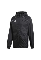 Adidas ADIDAS CORE18 YTH RN JKT (BLU/WHT)