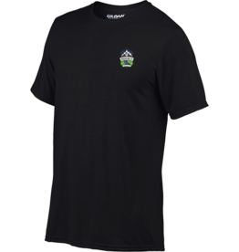 Gildan BLACK TRAINING TOP