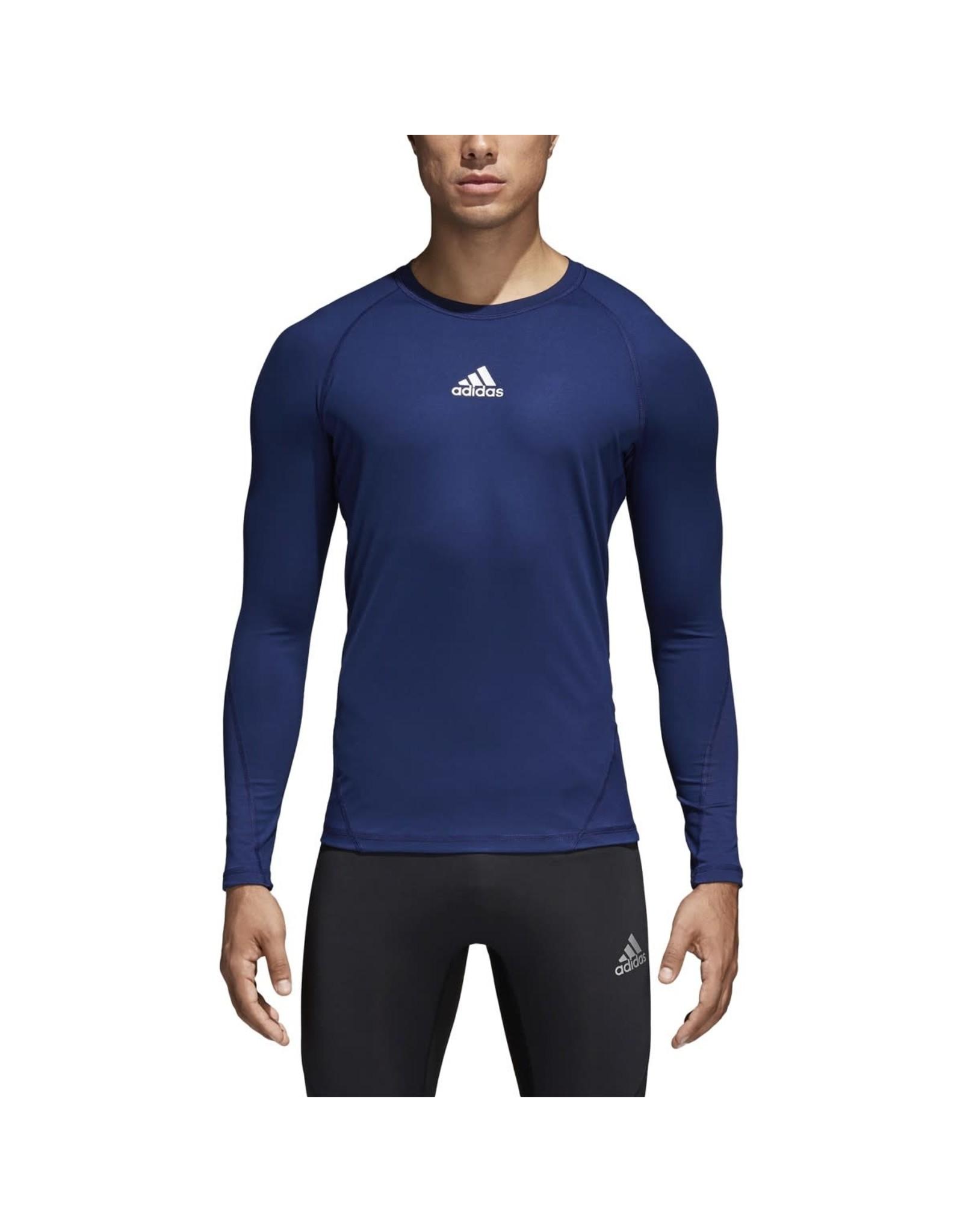 Adidas ADIDAS ALPHA SKIN BASE LAYER AD T