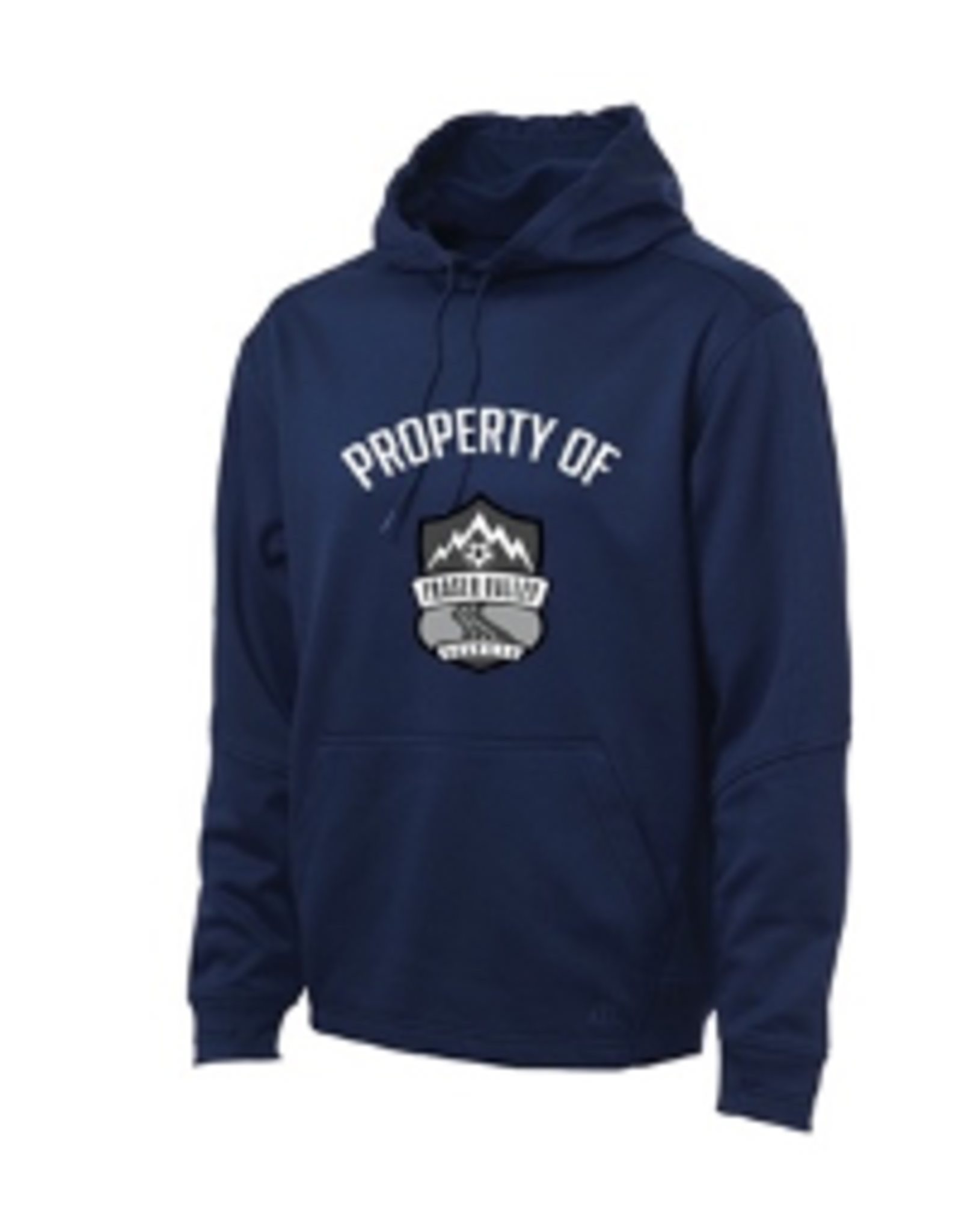 The Authentic T-Shirt Company FRASER VALLEY SELECTS PROPERTY OF HOODY