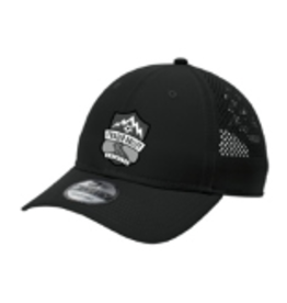 New Era FVS BLACK NEW ERA HAT