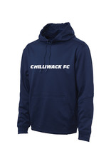 The Authentic T-Shirt Company CHILLIWACK FC NAVY PERFORMANCE HDY
