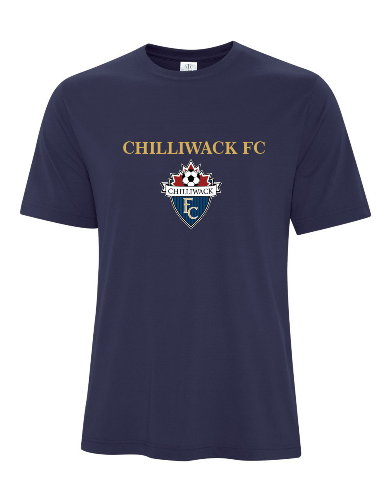 The Authentic T-Shirt Company CHILLIWACK FC CLASSIC T