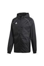 Adidas ADIDAS CORE18 YOUTH RAIN JACKET
