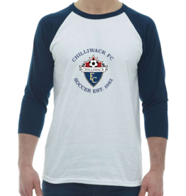 The Authentic T-Shirt Company CHILLIWACK FC 3/4 SLEEVE T - YTH