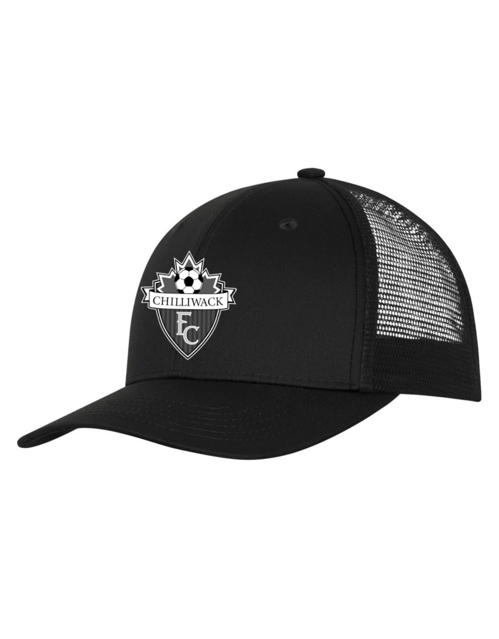 New Era CHILLIWACK FC BLACK SNAPBACK HAT