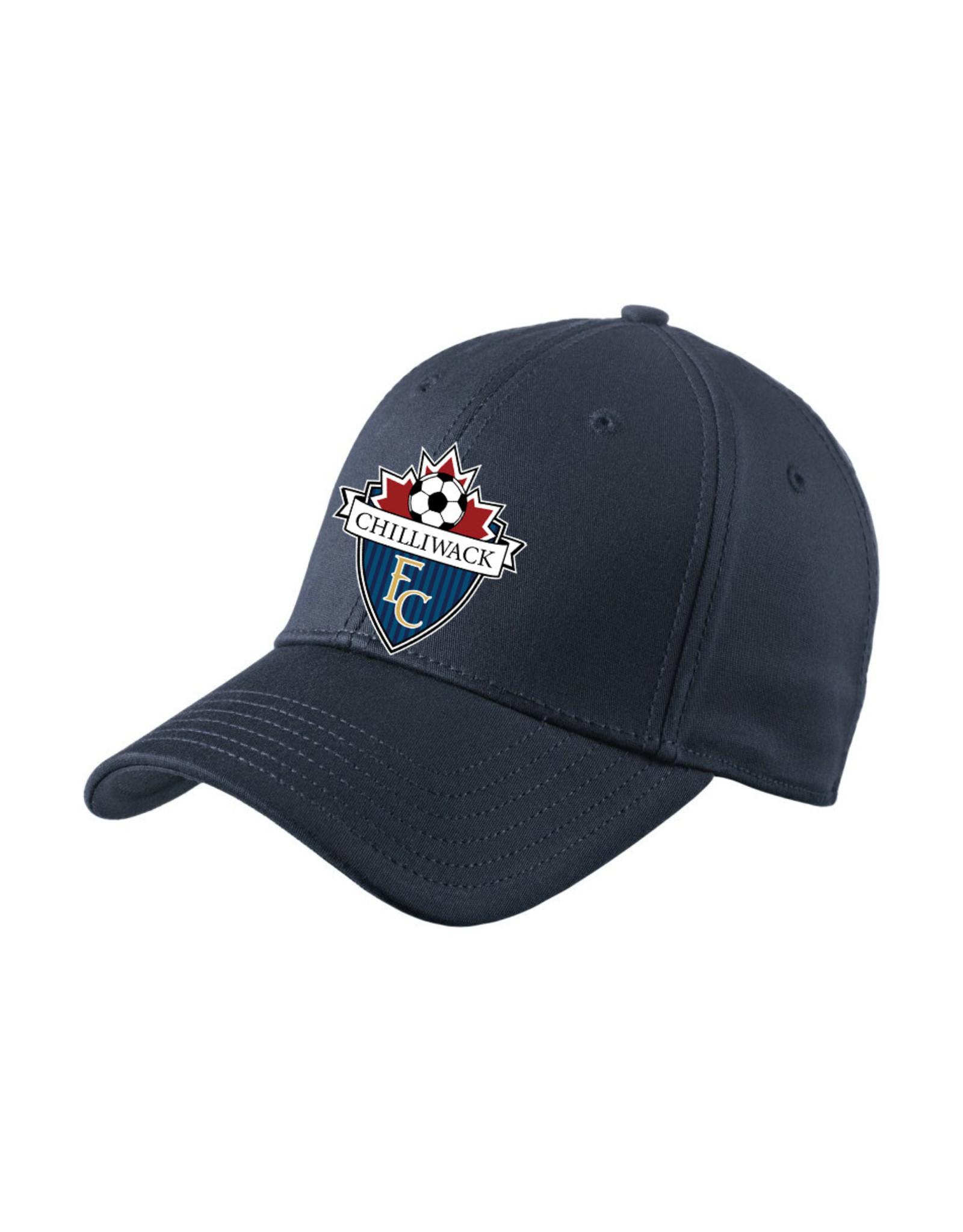 Adidas CHILLIWACK FC NAVY HAT