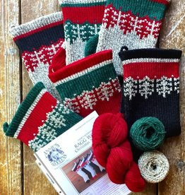 Annie's Woolens Annie's Woolens Christmas Stocking Kit
