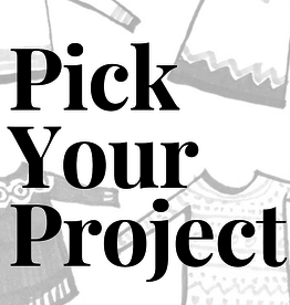 Class-Pick Your Project w/ Trish Thursday Session 2