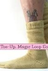 Class-Toe Up Two at a Time Socks