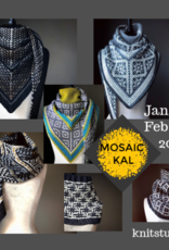 Class-Mosaic KAL with Cheryl Faust