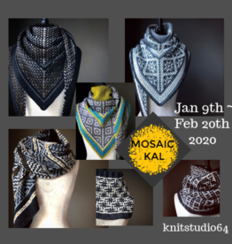 Class-Mosaic KAL with Cheryl Faust
