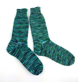 Class-Beginning Magic Loop Sock
