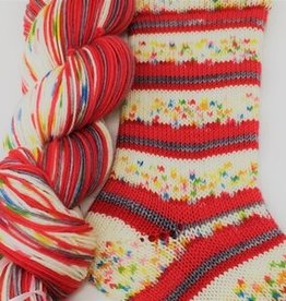 Artistic Yarn by Abi Artistic Yarn by Abi Self Striping Sock Yarn