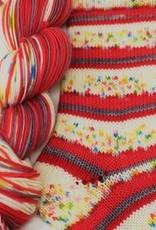 Artistic Yarn by Abi Artistic Yarn by Abi Self Striping Sock Yarn