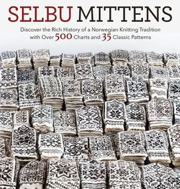 Wholesale Craft Books Easy Selbu Mittens Book