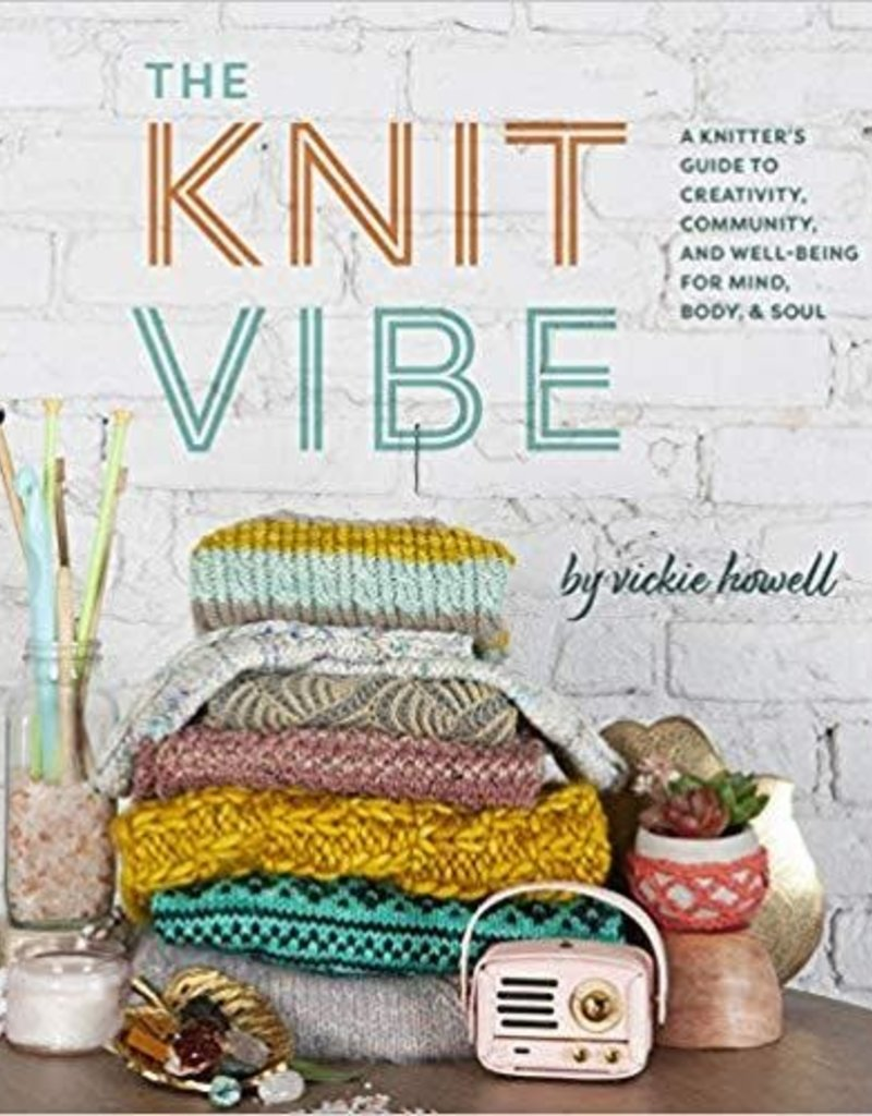 Wholesale Craft Books Easy The Knit Vibe by Vickie Howell