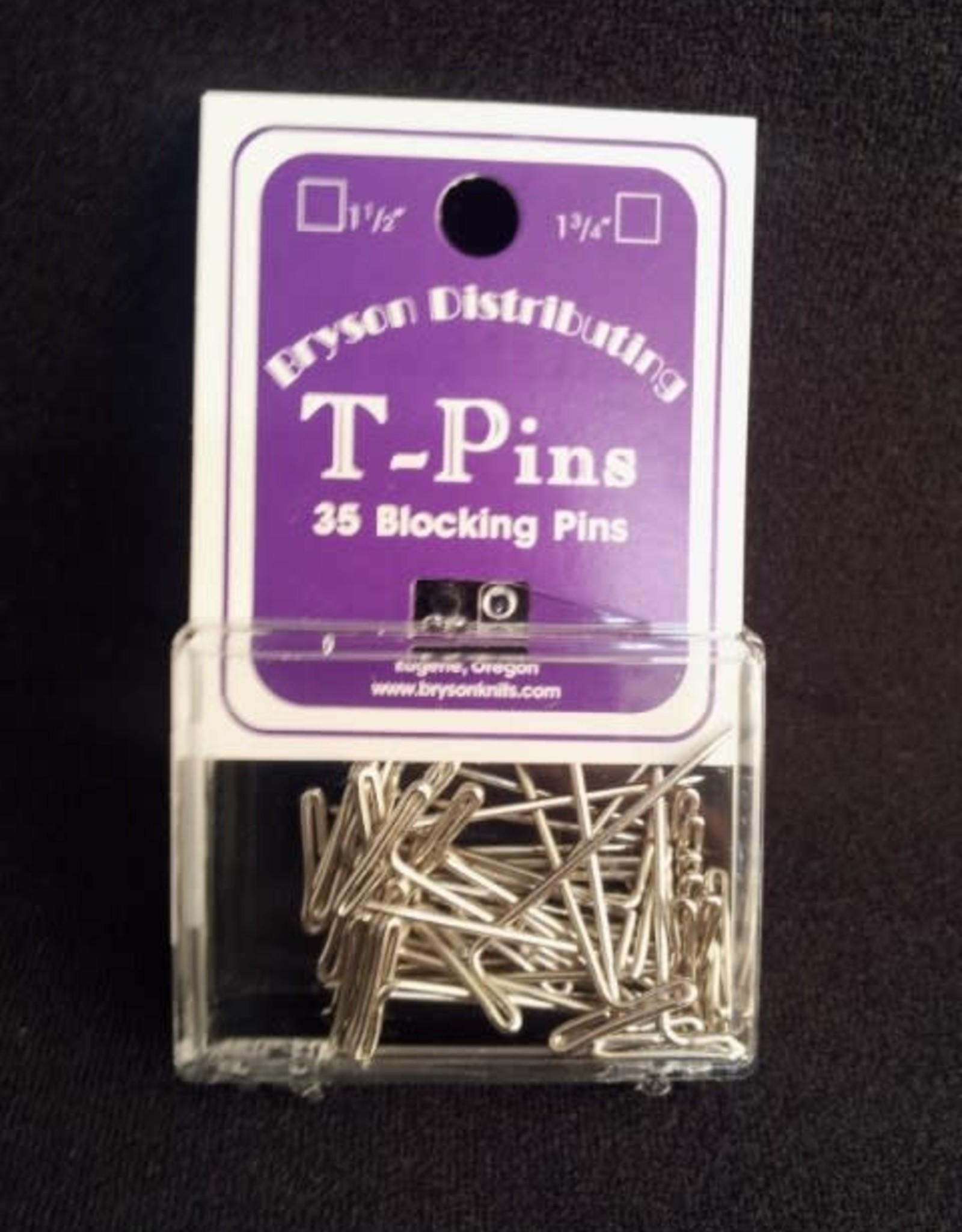 """Bryson Bryson T-Pins 1 1/2"""""""