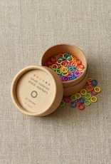 Coco Knits Coco Knits Colored Ring Stitch Markers-Small