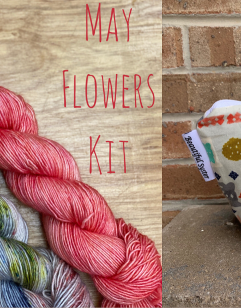 Emma's Yarn Emma's May Flowers Kit - Presale